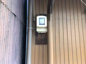 愛知県名古屋市中村区分電盤の更新電気メーター取替及び感震ブレーカー取付工事【さつき電気商会】