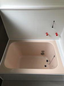 東京都三鷹市にて浴室リフォーム工事