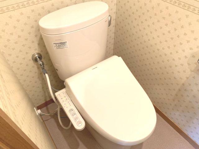 愛知県名古屋市瑞穂区TOTOトイレ・ピュアレストEX