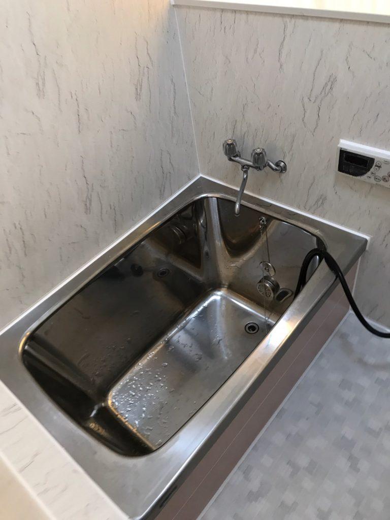 東京都練馬区浴室一括リフォーム工事