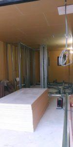 神奈川県三浦市店舗の天井・壁・床一式改修工事