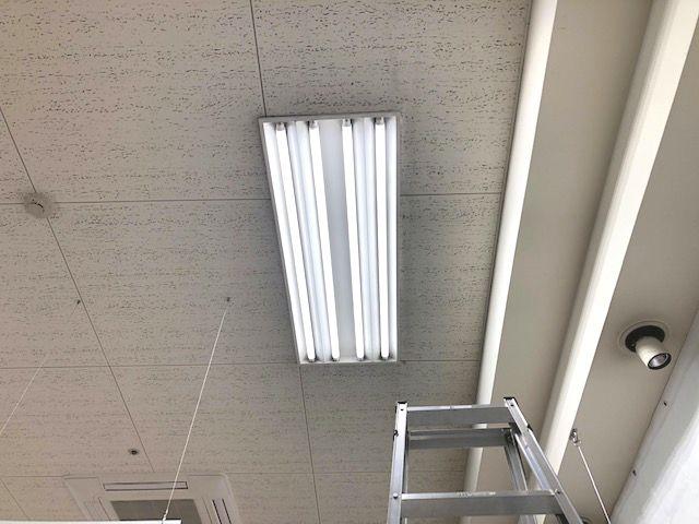 愛知県名古屋市北区照明器具修理の電気工事