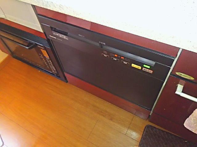 東京都中野区パナソニック食洗機NP-P60V1PKPK