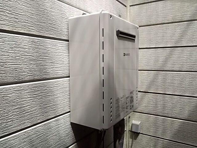神奈川県横浜市戸塚区ノーリツガス給湯器SRT-2060SAWX-1BL工事