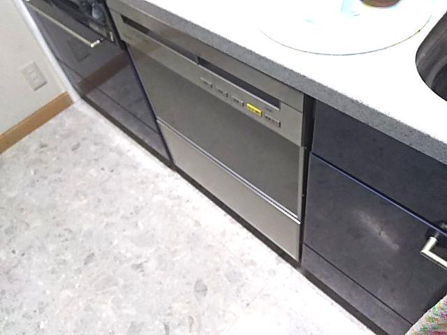 東京都品川区パナソニック食洗機NP-P60V1PSPS