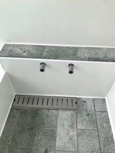 神奈川県横浜市保土ヶ谷区フクビバスパネルEX・アルパレージ浴室改修工事