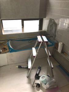 東京都豊島区フクビ浴室一式改修・リフォーム工事