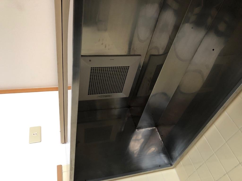 名古屋市西区マンション換気扇取替の電気工事