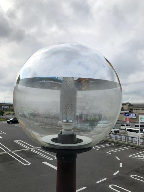 愛知県安城市街路樹LED照明取替の電気工事