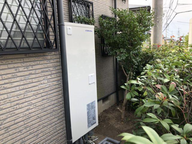 名古屋市緑区コロナ電気温水器UWH-37X1A2U
