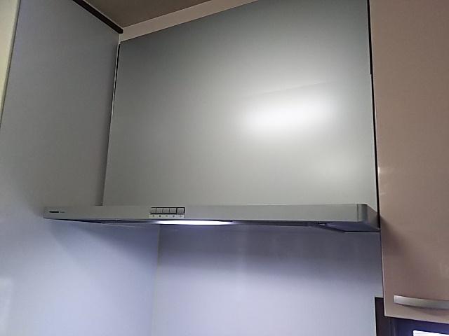 東京都世田谷区パナソニックレンジフードFY-9HZC4-S