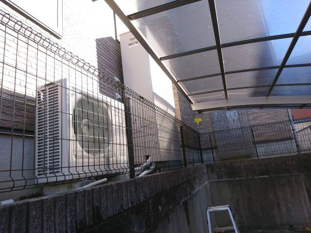 愛知県春日井市三菱電機薄型エコキュートSRT-WT374Z