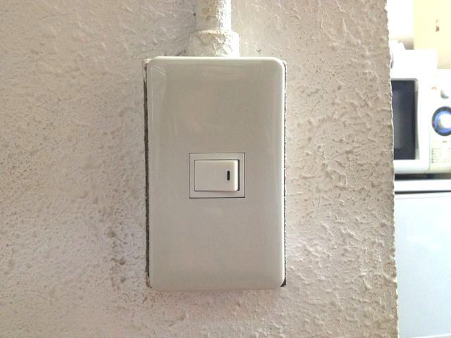 名古屋市西区照明スイッチ工事