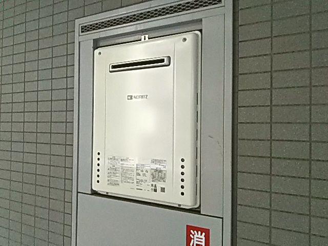 横浜市鶴見区ノーリツPS扉内設置型ガス給湯器GT-2460AWX-1BL工事店【アンシンサービス24】