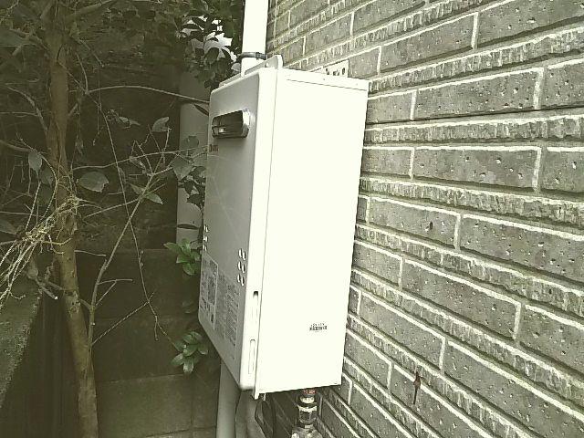 東京都杉並区ノーリツガス給湯器GQ-2039WS-1工事店【アンシンサービス24】