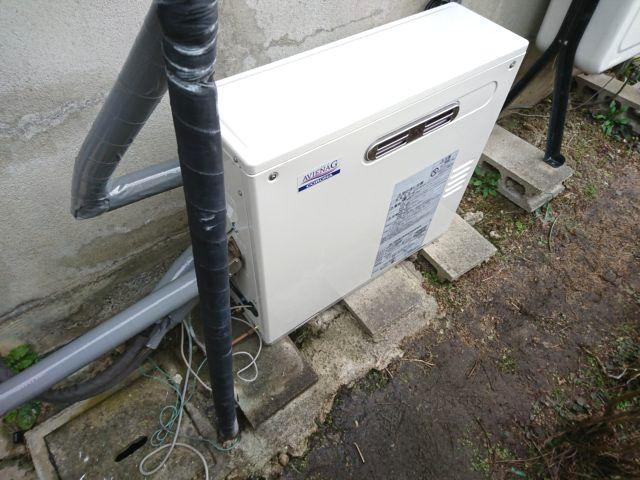 愛知県額田郡コロナ石油給湯器UKB-AG470AMX(M)