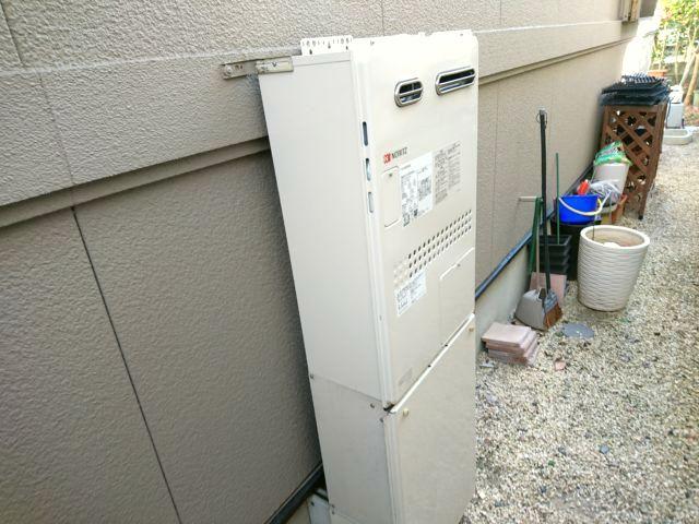 名古屋市名東区ノーリツガス給湯暖房システムGTH-2444SAWX3H-1BL