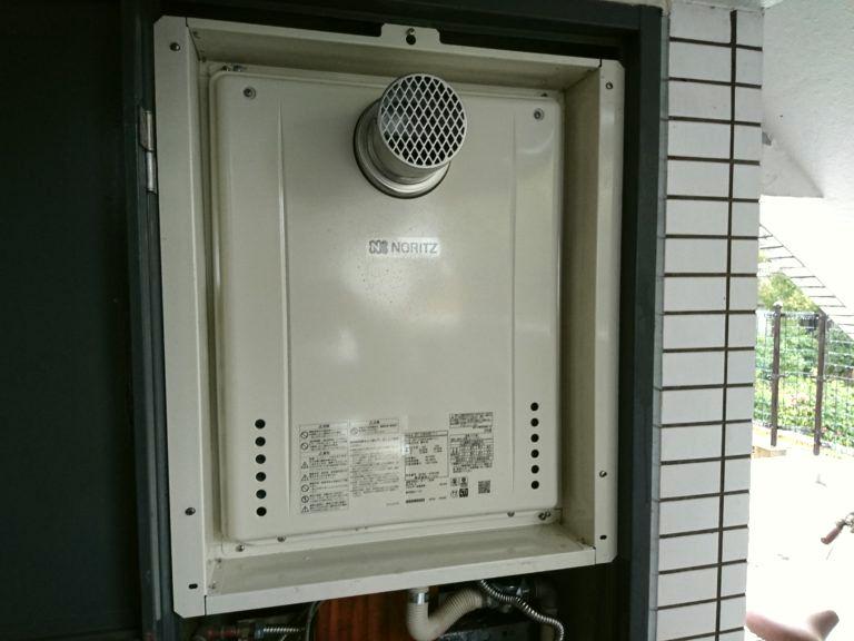 名古屋市瑞穂区ノーリツガス給湯器SRT-2460AWX-T-1BL工事店【アンシンサービス24】