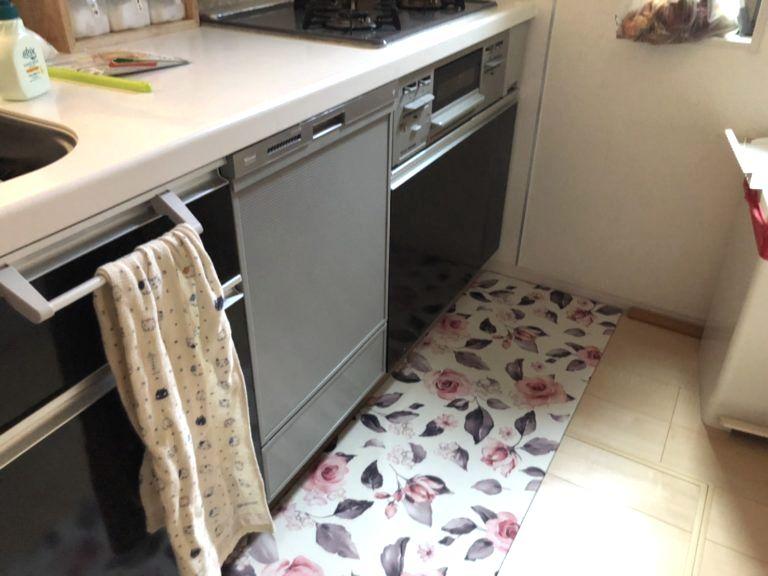 愛知県豊川市リンナイ食洗機RSW-404LP工事店【アンシンサービス24】