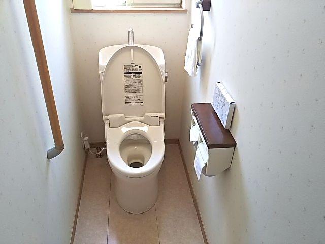 横浜市港南区TOTOトイレ・ピュアレストQR+ウォシュレットS1A工事店【アンシンサービス24】
