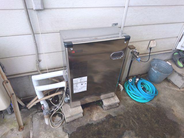 和歌山県橋本市ノーリツ石油給湯器OTQ-4705AYS工事店【アンシンサービス24】