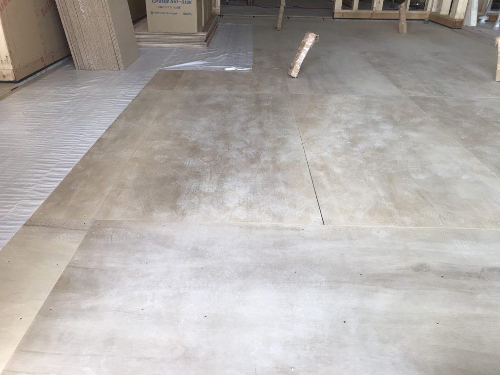 千葉県流山市にて保育園の置床工事
