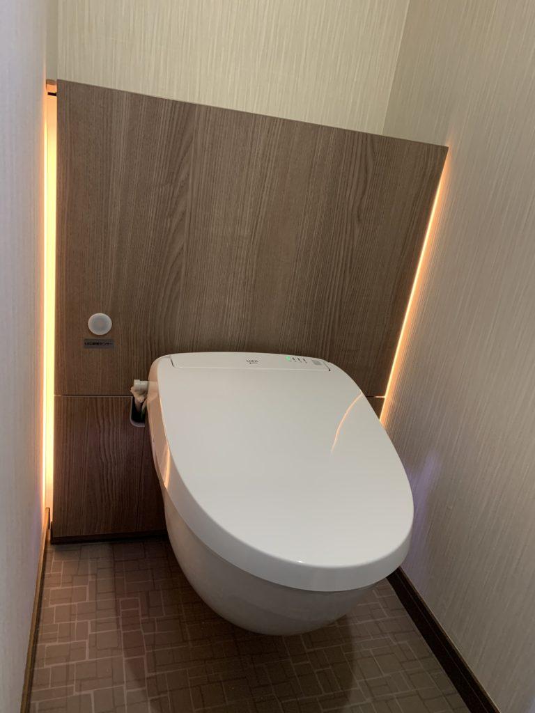 愛知県大府市LIXIL便器・コーナー手洗いトイレ改修工事