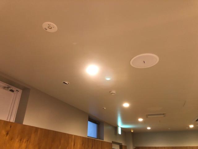 名古屋市北区 ダウンライト取替の電気工事