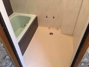 東京都墨田区浴室一式改修工事【秀和建工】