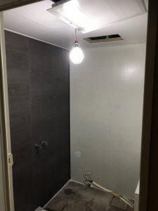 浴室改修工事 (神奈川県茅ケ崎市)