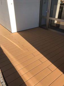 神奈川県横浜市保育園デッキ工事【秀和建工】
