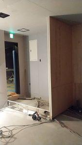 神奈川県横浜市にてマンションテナントの一括請負工事