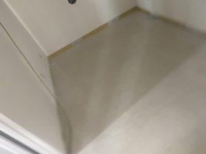 千葉県千葉市にて新築戸建住宅の内装OAフロア工事