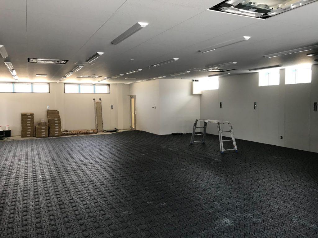 神奈川県伊勢原市で会社オフィスのクリーンOA工事