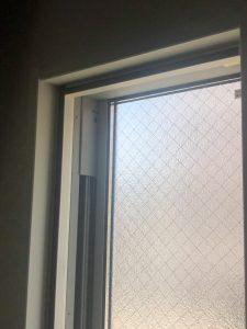 今ある窓に内窓プラスト+ソノグラスを施工していきます!
