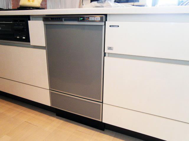 愛知県名古屋市西区 パナソニック ビルトイン食洗機取付工事 【アンシンサービス24】