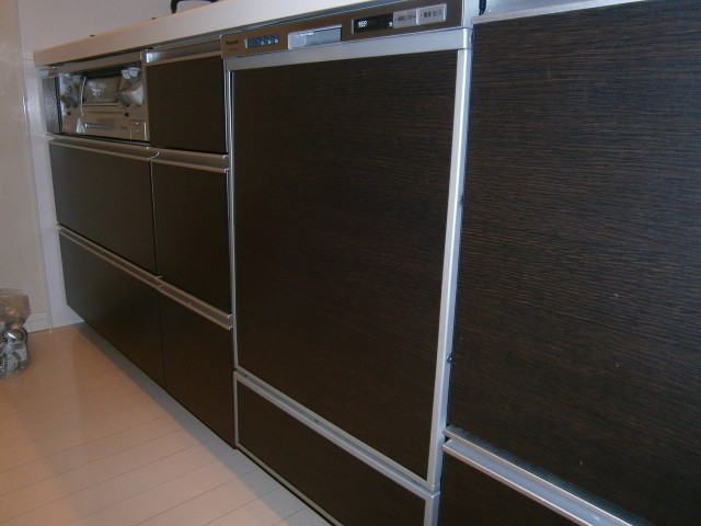 愛知県名古屋市西区 パナソニック ビルドイン食器洗い機工事 【アンシンサービス24】