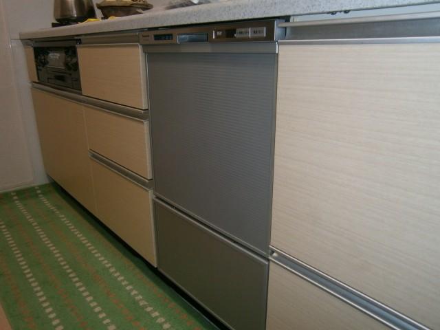 愛知県名古屋市緑区 パナソニック 食器洗い機取替工事 【アンシンサービス24】