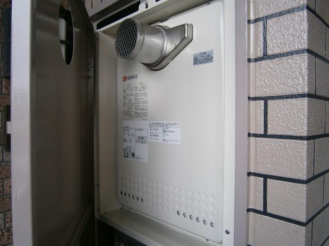 愛知県刈谷市 ノーリツ 給湯器取替工事 【アンシンサービス24】