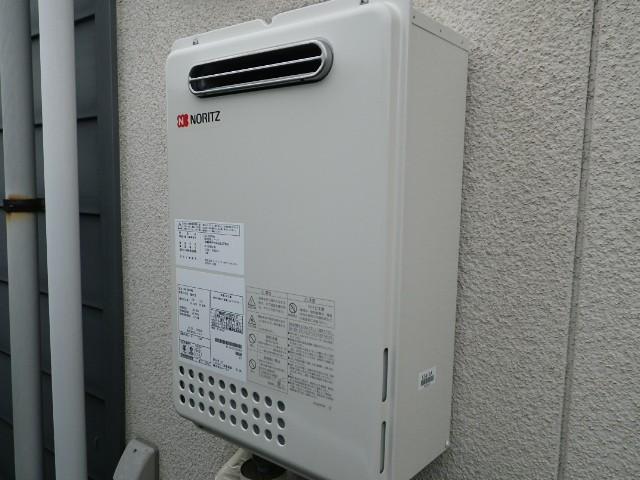 愛知県春日井市 ノーリツ ガス給湯器取替工事 【アンシンサービス24】
