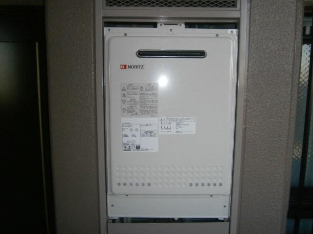 愛知県知多郡 ガス給湯器交換工事 ノーリツ 【アンシンサービス24】