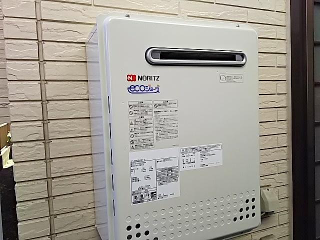 神奈川県横浜市緑区 ノーリツ 給湯器交換工事 【アンシンサービス24】
