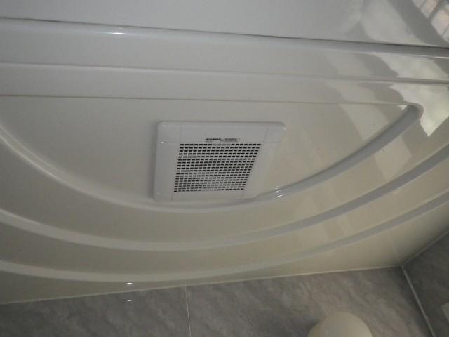 愛知県瀬戸市 三菱電機 浴室換気扇取替工事 【アンシンサービス24】