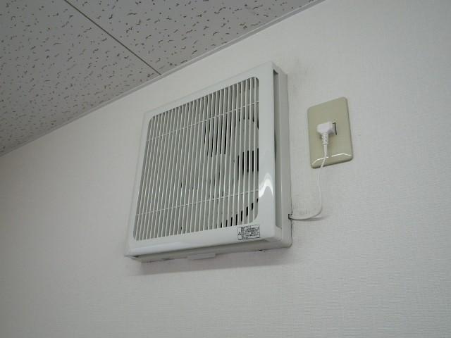 愛知県瀬戸市 三菱電機 換気扇取替工事 【アンシンサービス24】