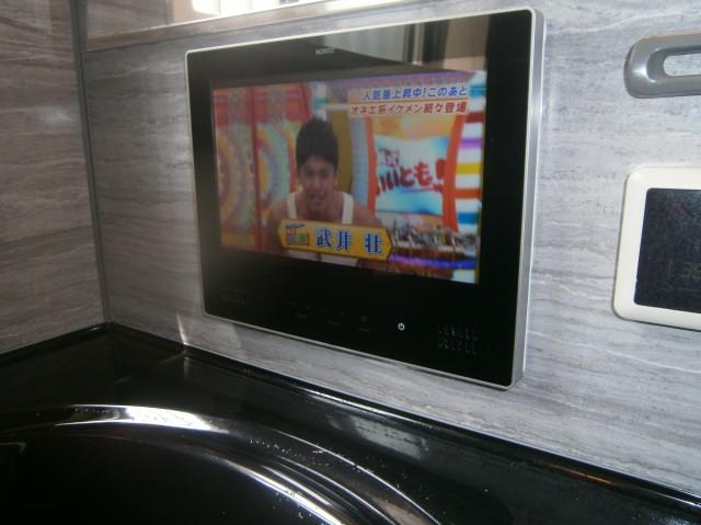 愛知県豊田市 ノーリツ 浴室テレビ取替工事 【アンシンサービス24】