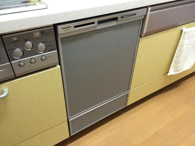 愛知県名古屋市西区 パナソニック ビルトイン食洗機工事 【アンシンサービス24】