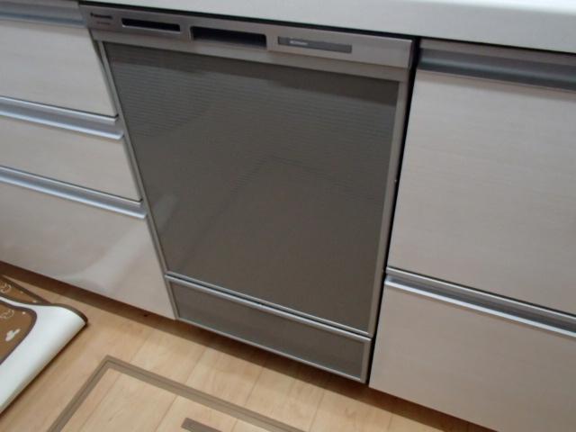 愛知県名古屋市北区 パナソニック ビルトイン食器洗い機新設工事 【アンシンサービス24】