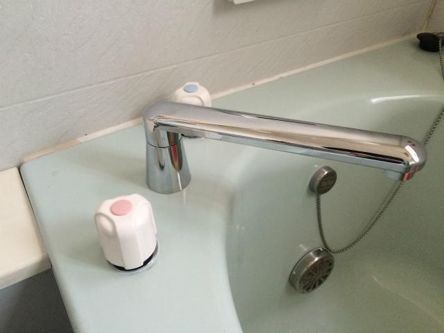 KVK 浴室水栓取替工事(千種区)