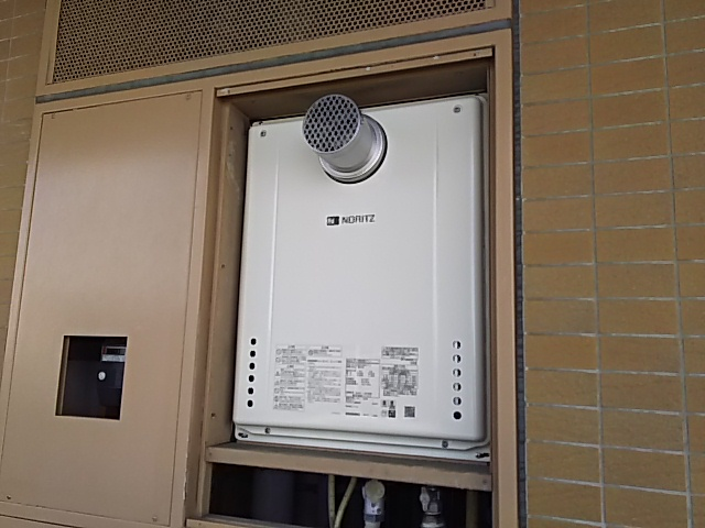 神奈川県川崎市高津区ガス給湯器交換工事ノーリツGT-2460SAWX-T-1BL