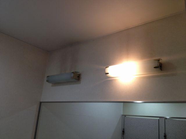 名古屋市名東区 照明器具取替工事